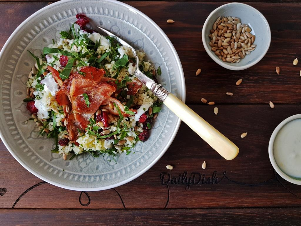 Savoury Sweet Couscous