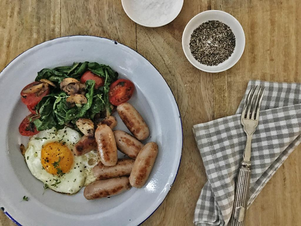 Solo: Banting Fry Up