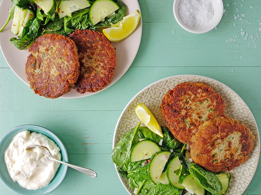 Easy Fishcakes