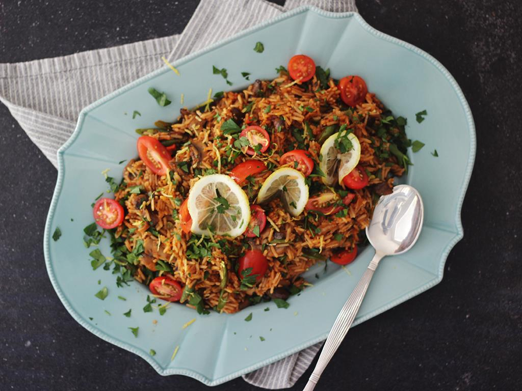 One Pan Paella