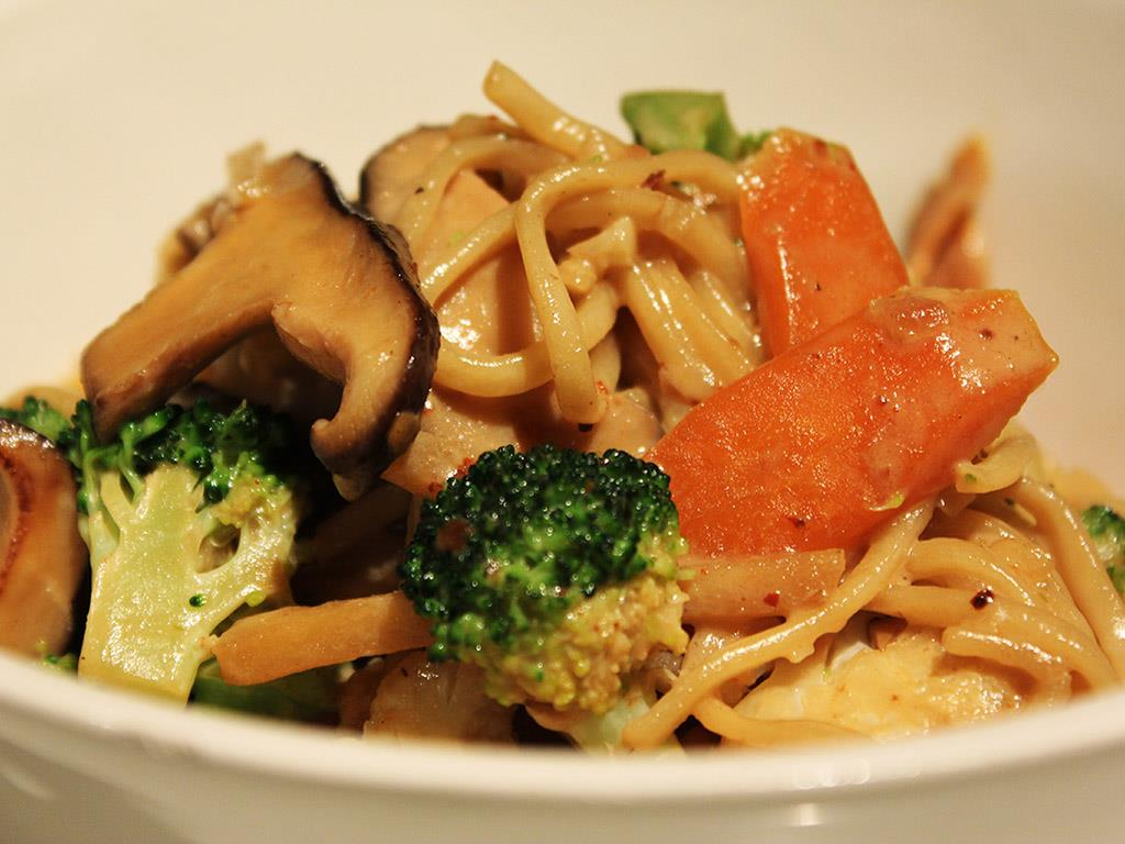 Thai Stir Fry with Noodles